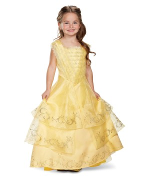Disney Belle Ball Gown Girls Costume