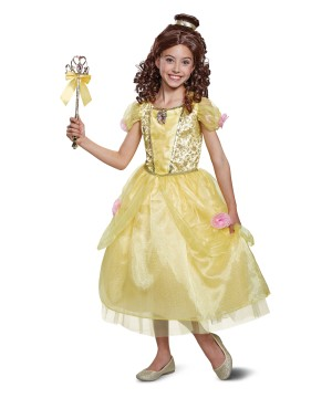 Belle Girl Costume deluxe