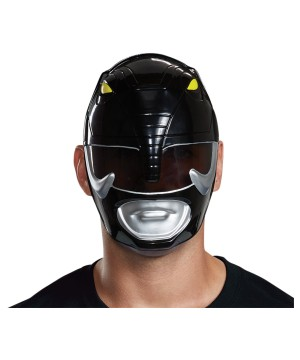 Black Ranger Adult Mask