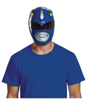 Blue Ranger Adult Mask