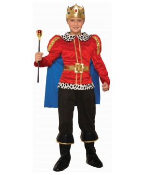 Majestic Kings Ensemble Costume