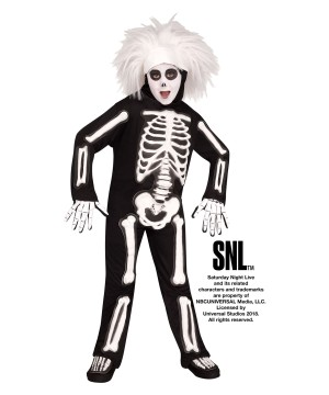 Boys Dancing Skeleton Costume