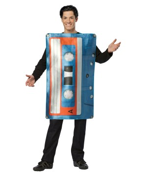 Cassette Mix Tape Costume