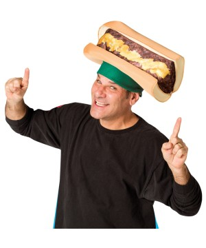 Cheesesteak Hat