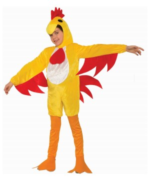 Clucky the Chicken Kids Costume