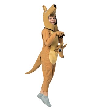 Kids Kangaroo Costume