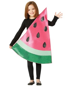 Kids Watermelon Slice Costume