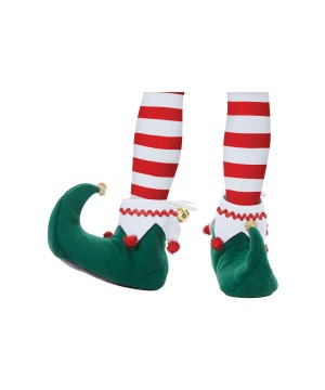 Pointed Childrens Elf Shoes