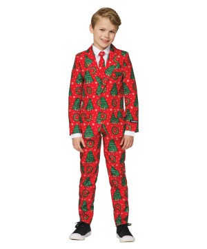 Boys Christmas Suit