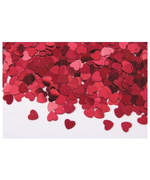 Decorative Confetti Hearts