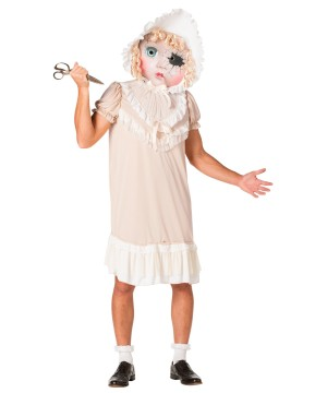Demonic Dolly Costume