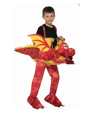 Dragon Rider Boys Costume