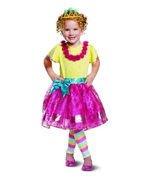 Fancy Nancy Girls Costume