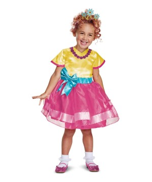 Fancy Nancy Toddler Girls Costume