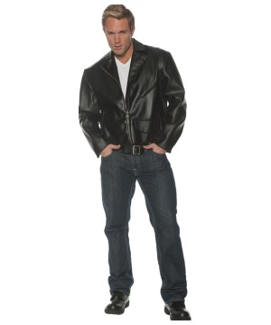 Mens Fifties Greaser Jacket