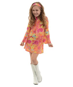 Flower Kids Costume