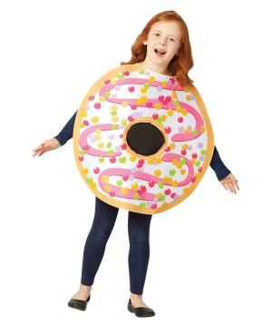 Frosted Donut Kids Costume