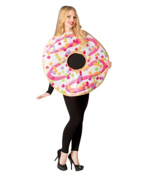 Frosted Donut Costume