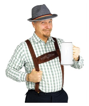 German Lederhosen Kit