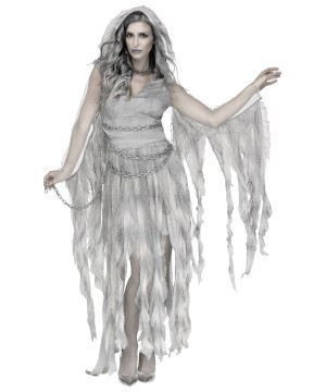 Womens Enchanted Ghost Costume