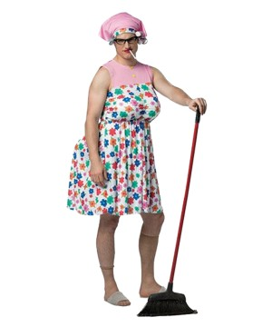 Mens Granny Costume