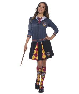 Gryffindor Harry Potter Costume Top