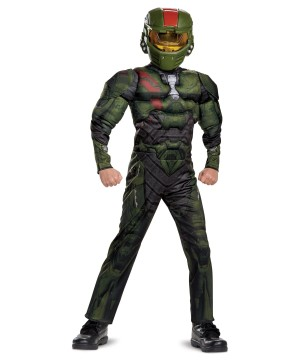 Halo Wars Jerome Muscle Costume