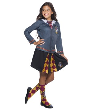 Harry Potter Gryffindor Girls Top