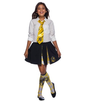 Harry Potter Hufflepuff Tie