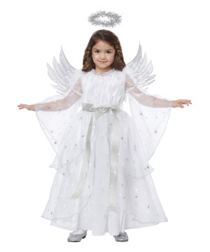 Heavenly Starlight Angel Toddler Costume