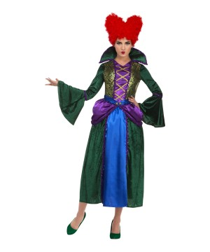 Hocus Pocus Halloween Witch Women's Costume