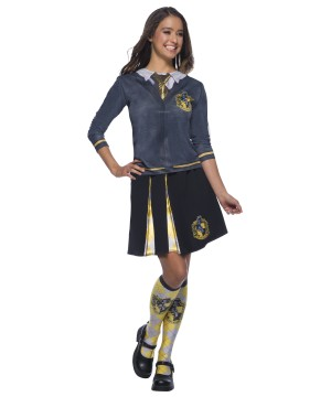 Hufflepuff Harry Potter Costume Top