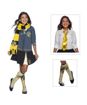 Harry Potter Hufflepuff Kit