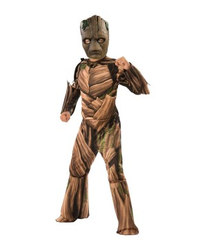 Infinity Wars Teen Groot Boys Costume