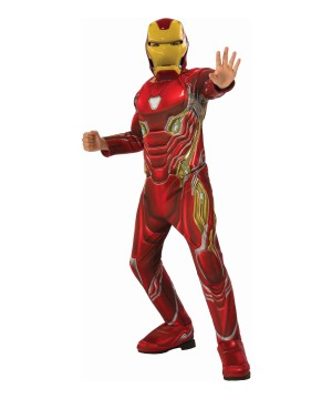 Iron Man Infinity War Kids Costume