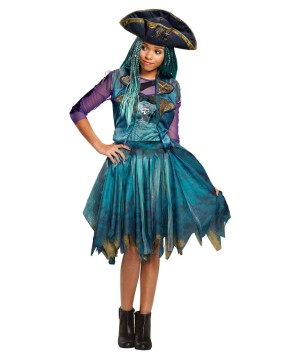 Descendants Isle of the Lost Girls Uma Costume