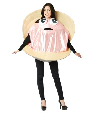 Jammin Clam Costume