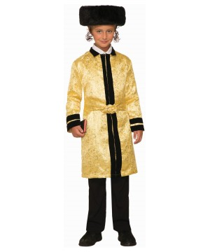 Gold Bekitcha Boy Costume