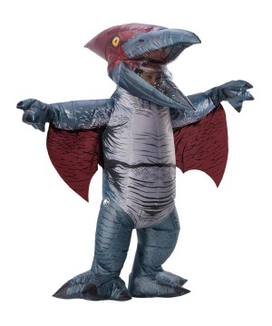Jurassic World 2 Mens Pteranodon Inflatable Costume