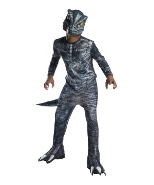 Jurassic World Fallen Kingdom Boys Velociraptor Costume