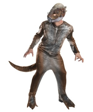 Jurassic World Mens Stygimoloch Dinosaur Costume