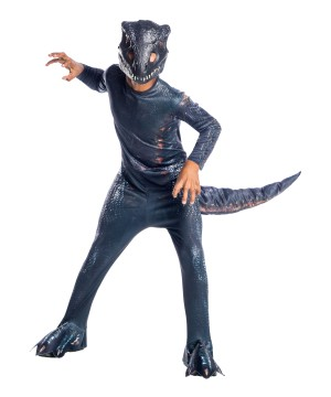 Jurassic World Boys Vicious Velociraptor Costume