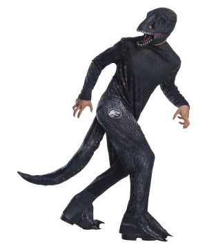 Jurassic World Vicious Velociraptor Mens Costume