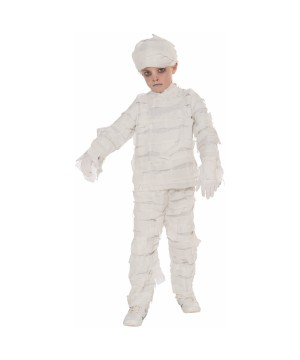 Kids Wrapped up Mummy Costume