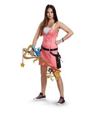 Kingdom Hearts Kairi Women Costume