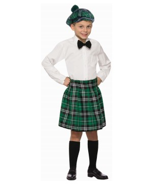 Little Irish Boy Kilt