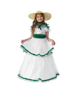 Little Southern Belle Girl Costume