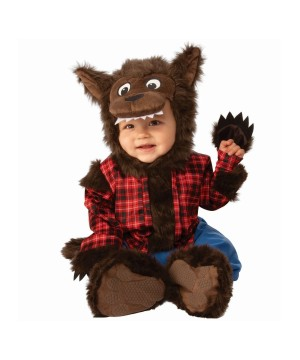 Little Wee Warewolf Costume