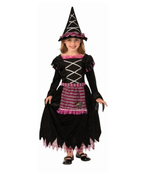 Little Witch Girls Costume