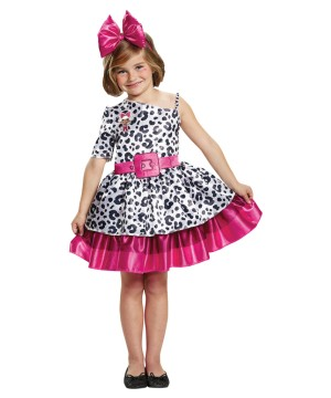 L.o.l. Doll Diva Girls Costume